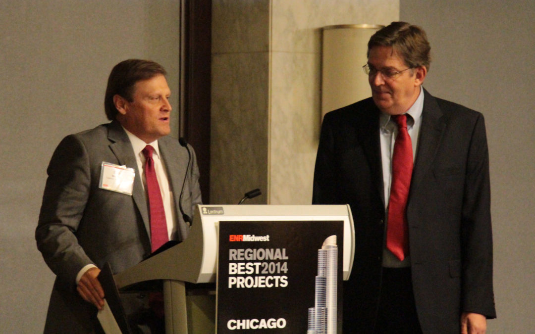 CMT Receives Midwest Design Firm of the Year Award at Annual Ceremony
