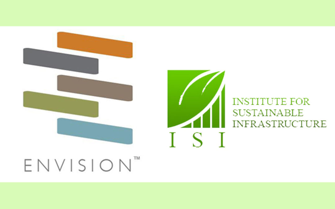 CMT Staff Earn Envision Sustainability Professional Credentials