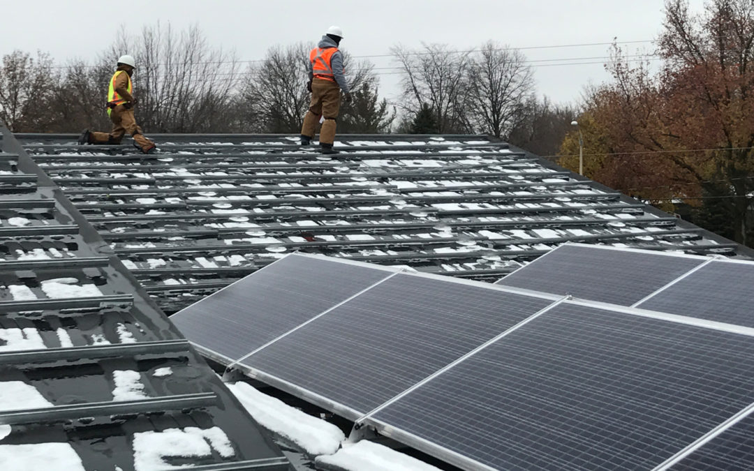 CMT Goes Big With Solar