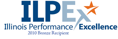 Illinois Performance Excellence 2010 Bronze Recipient