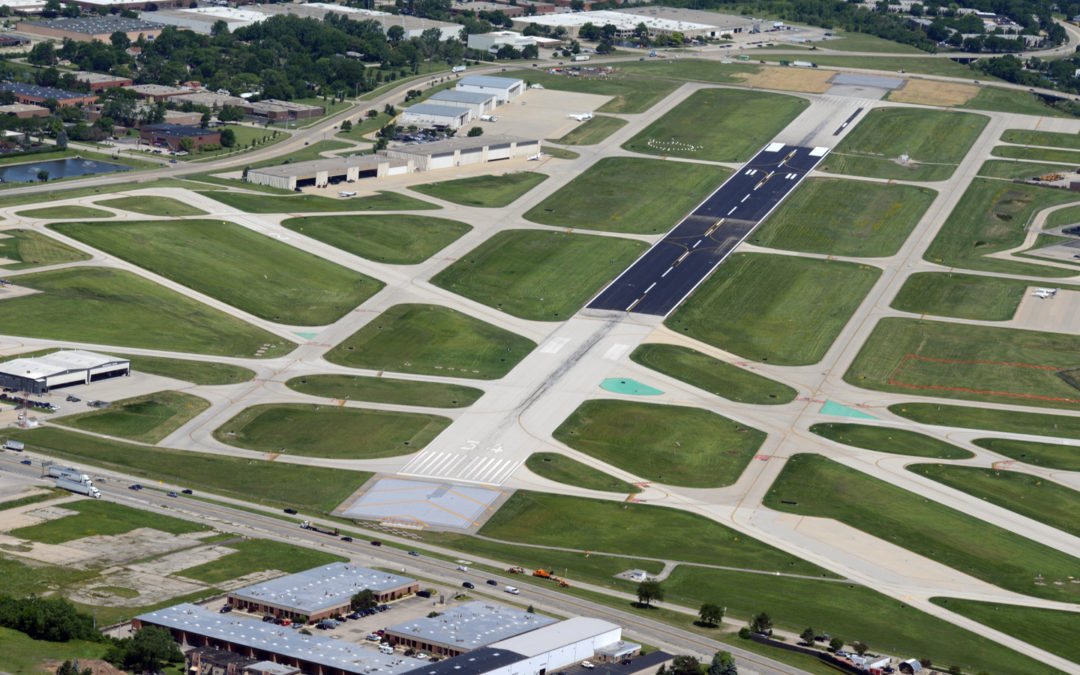 How to Maintain Control of Your Future: Recent FAA design standards may impact your long-term airport plans