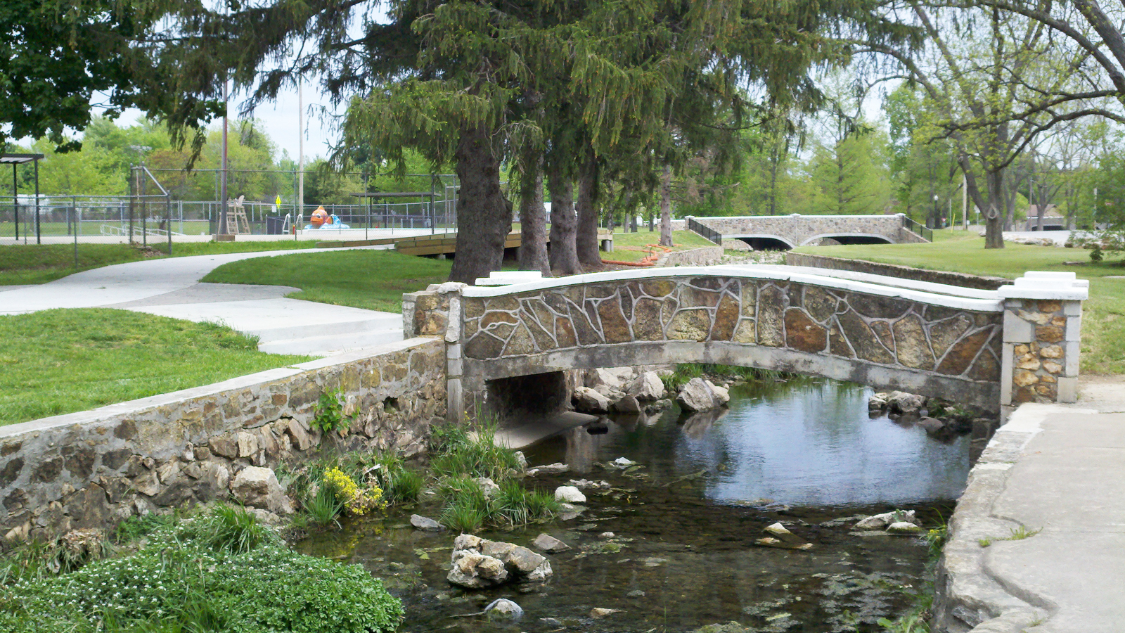 Park Stormwater Improvements and Flood Control