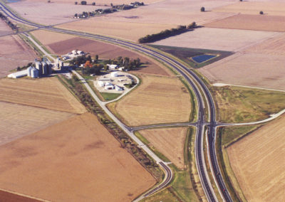 IL Route 29 Aerial