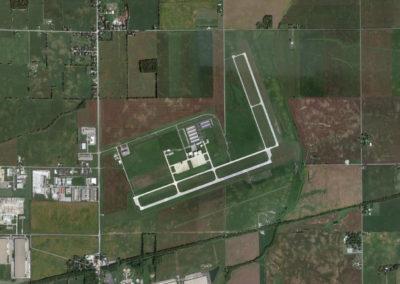 Indianapolis Regional Airport Aerial