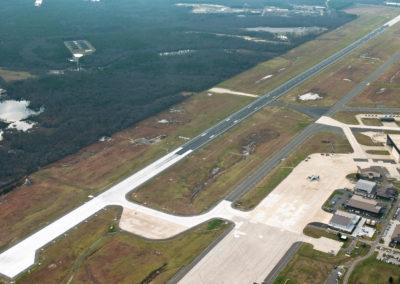 McGuire Air Force Base Aerial