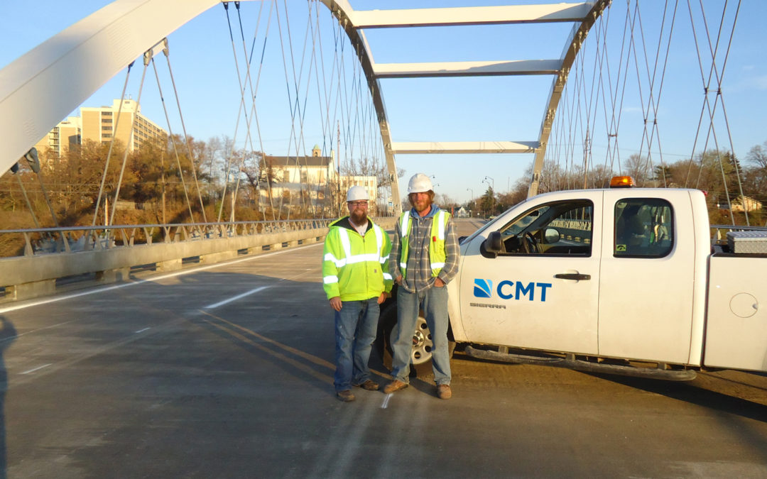 Morgan Street Bridge Wins APWA-IL Project of the Year