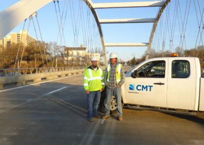 Morgan Street Bridge Wins APWA-IL Project of the Year