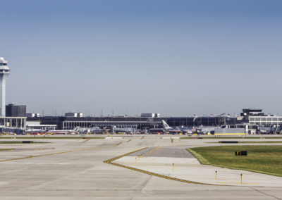 O'Hare International Airport MOD Taxiway ZS