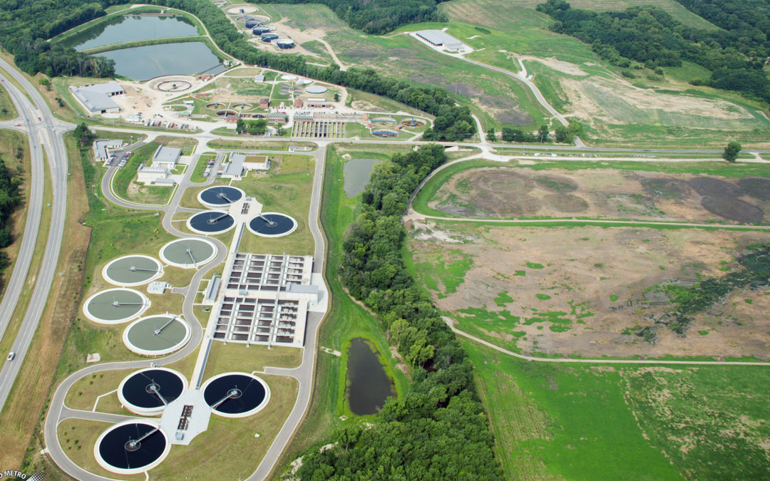 Spring Creek Treatment Plant Wins Project of the Year