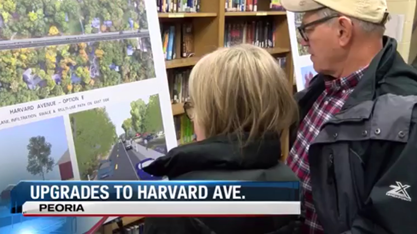 Upgrades Coming for Harvard Ave