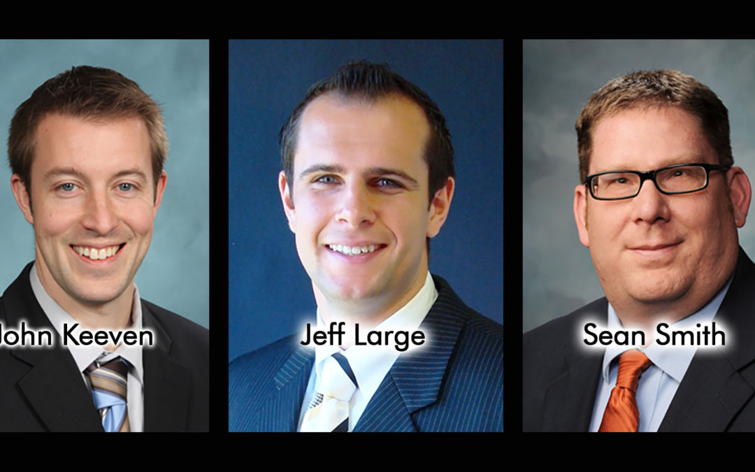 Three CMT Employees Named New Associates