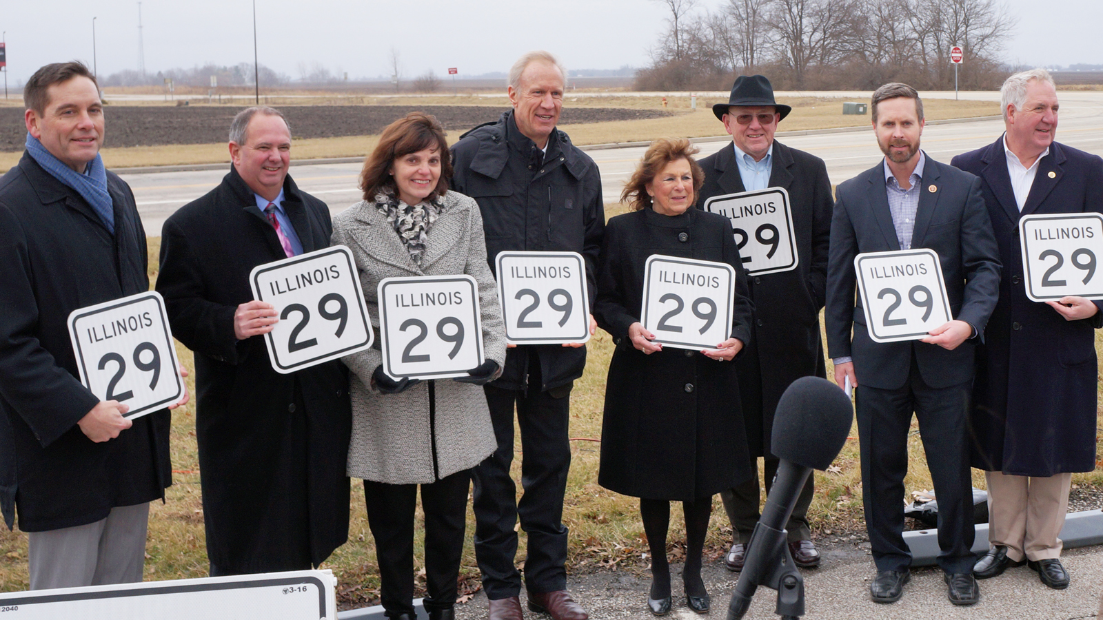 Ribbon Cutting Route 29