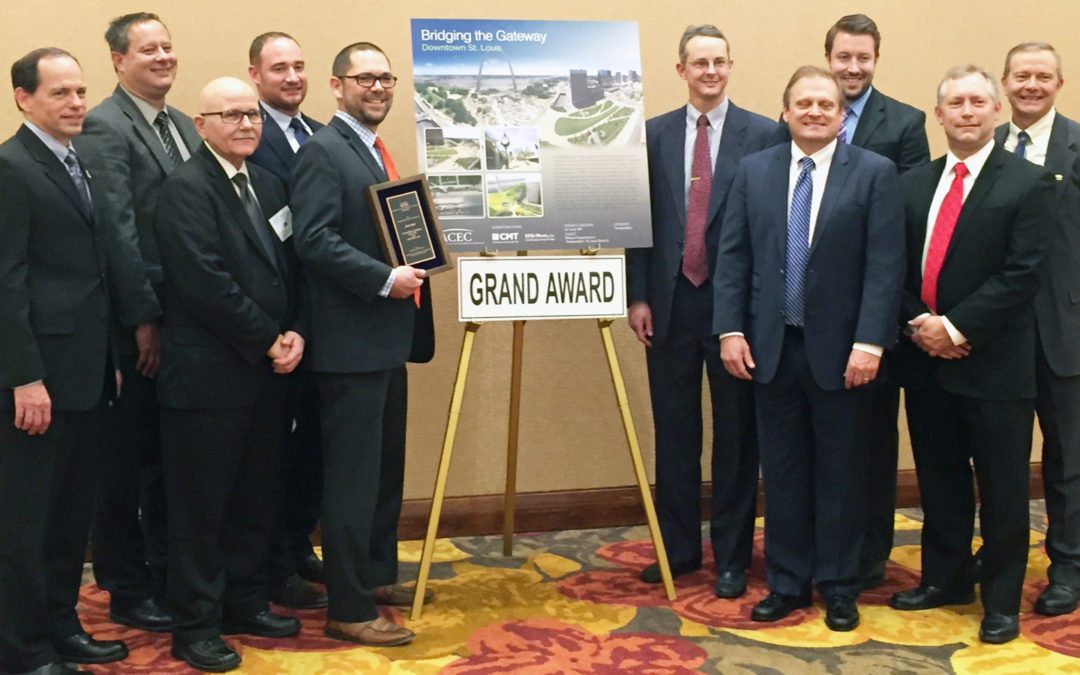 Bridging the Gateway Project Wins Engineering Excellence Award