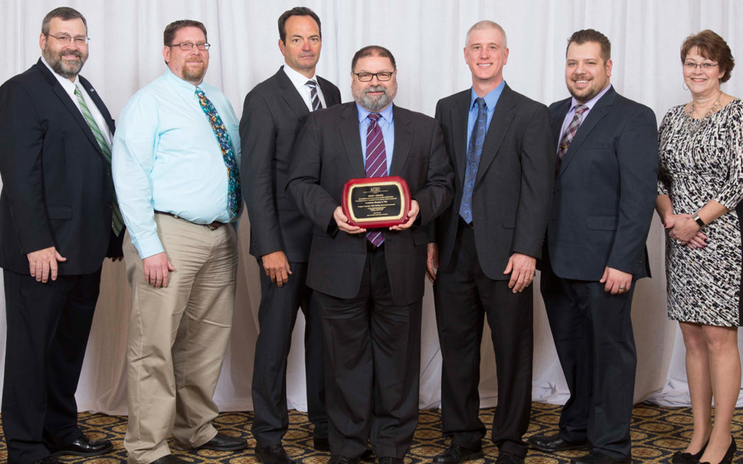 Chicago Executive Airport Safety Project Honored for Engineering Excellence