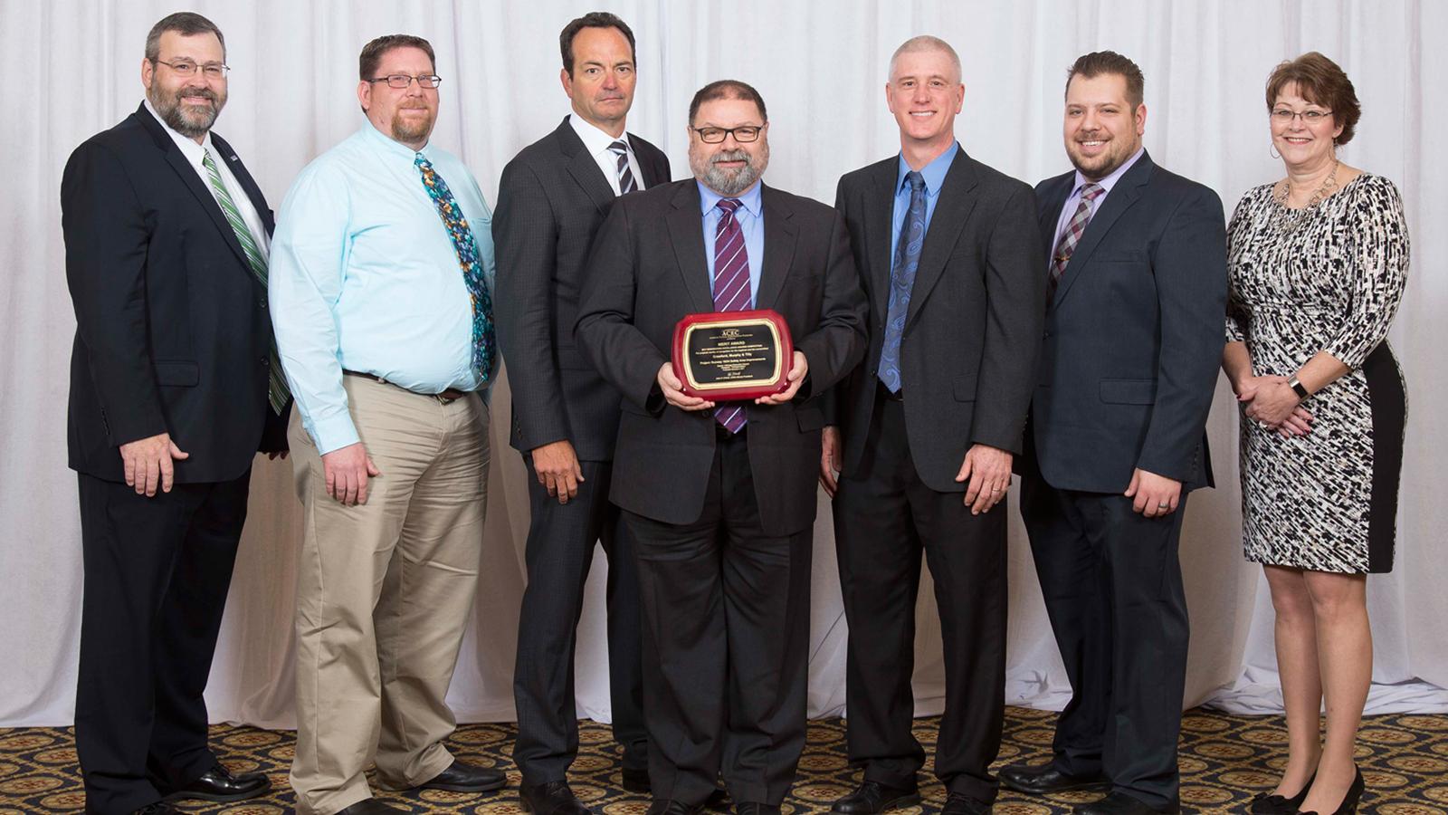 ACEC Illinois Merit Award for Chicago Executive