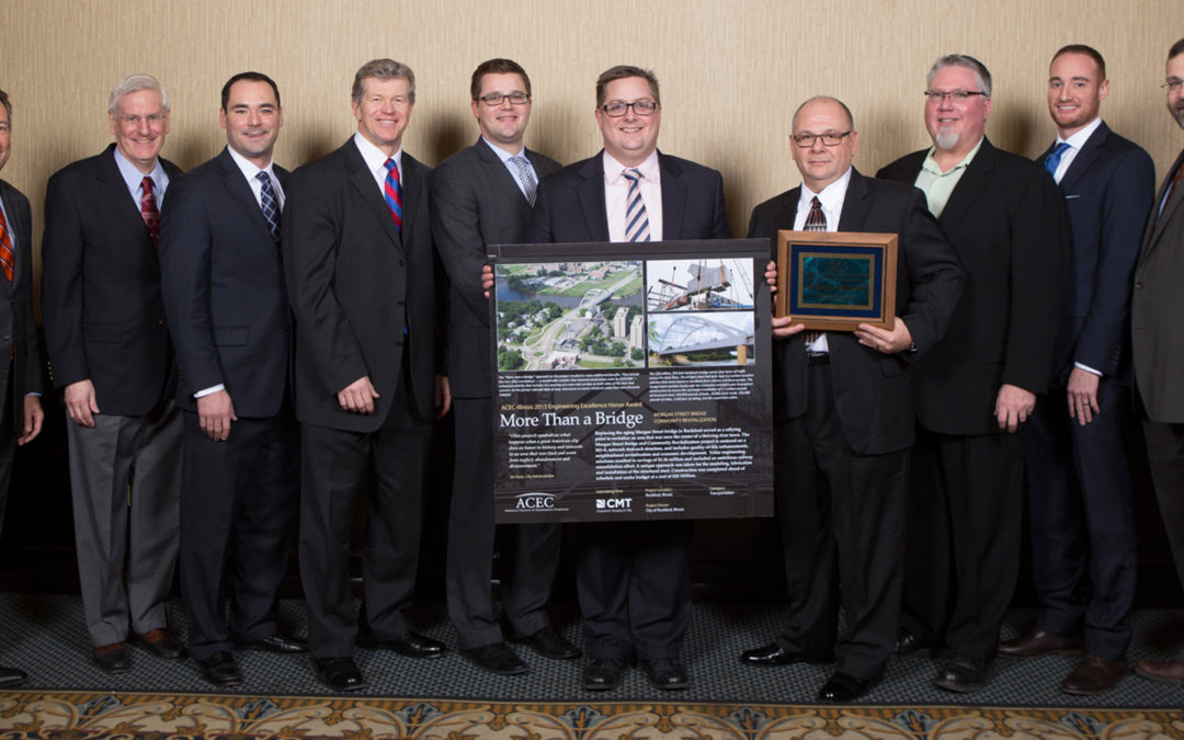 Morgan Street Bridge Project Takes Home Another Award