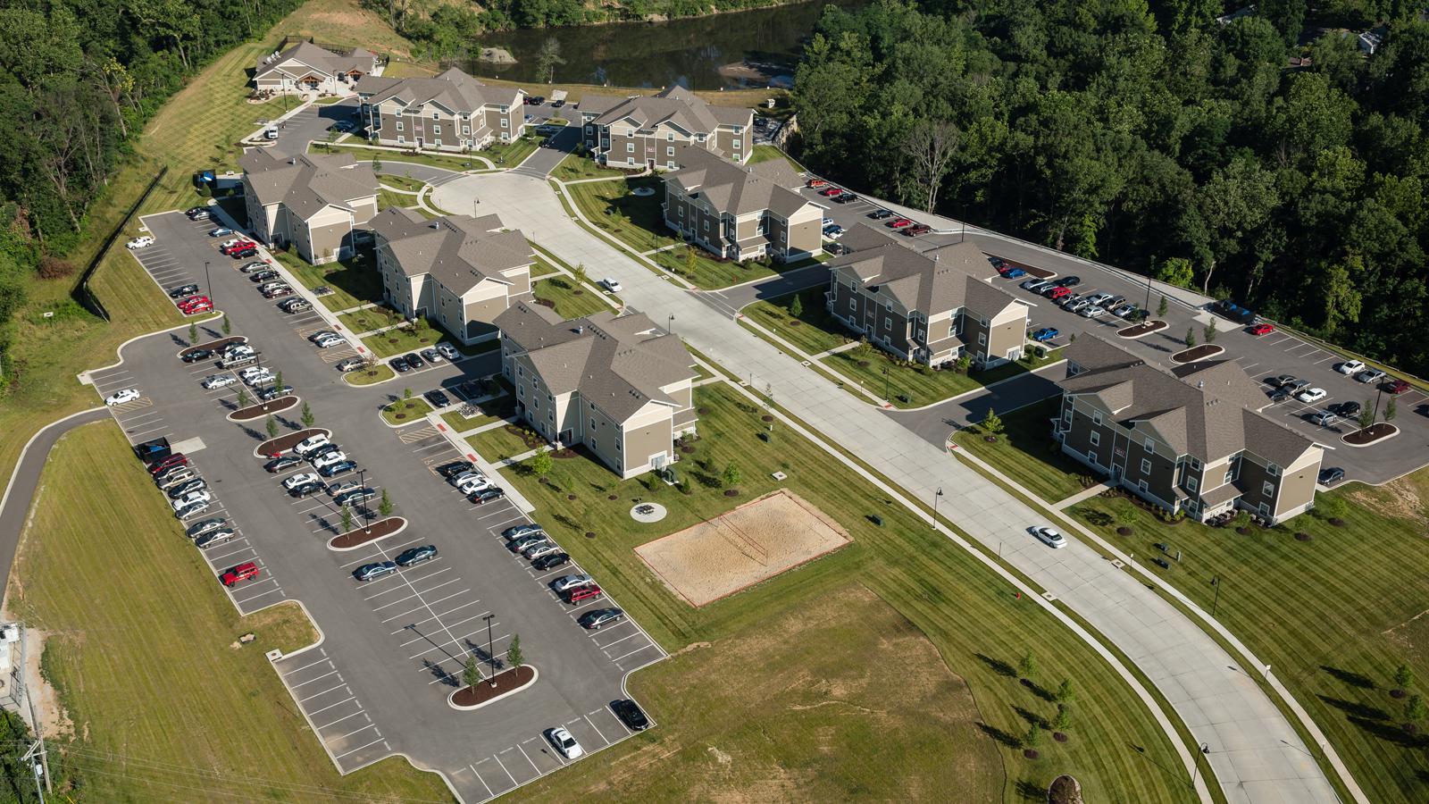 Enclave University Student Housing