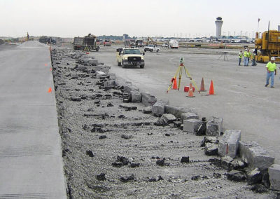 """Airport Improvement"" magazine article, ""St. Louis Int'l Flattens Spending Curve with Pavement Preservation"""