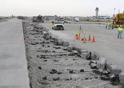 """Airport Improvement"" magazine article, ""St. Louis Int'l Flattens Spending Curve with Pavement Preservation"""
