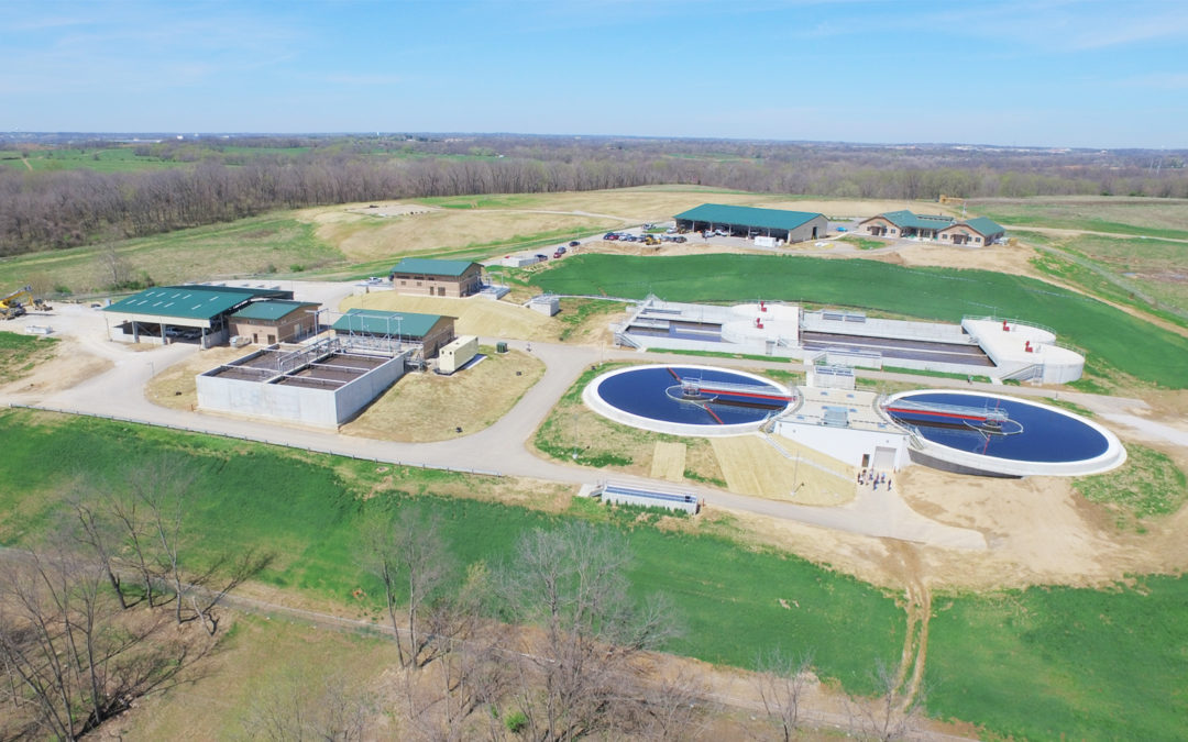 Liberty Utilities and Wastewater Treatment Facilities Wins Design-Build Institute of America Award
