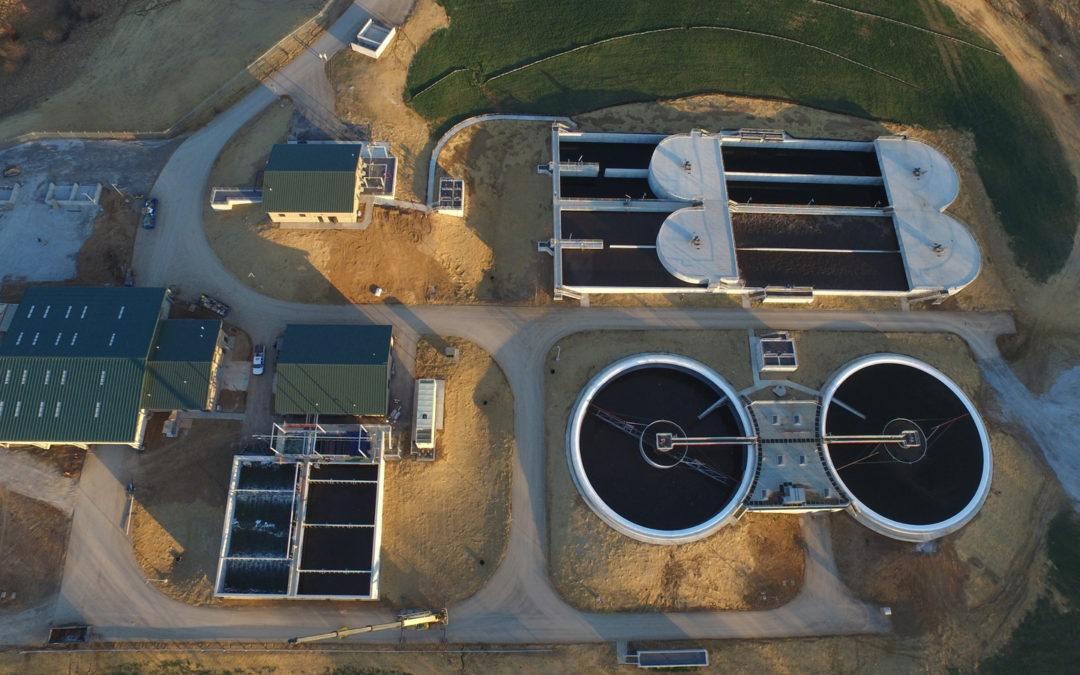 City of Liberty, MO Officially Opens its New Utilities Operation Center and Wastewater Treatment Plant