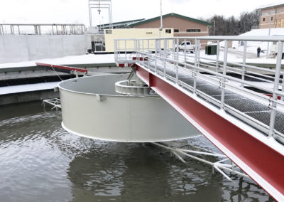 Design-Build Wastewater Treatment Facilities