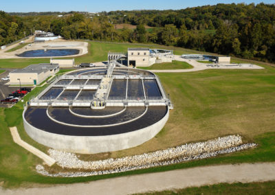 New Wastewater Treatment Plant and Plan for Elimination of Multiple Small Wastewater Treatment Plants