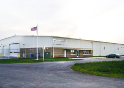 New Snow Removal Equipment Building
