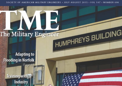 "CMT's Rich Thuma Explains ""Total Value Delivery"" in this ""TME"" (the Military Engineer) Magazine Article"