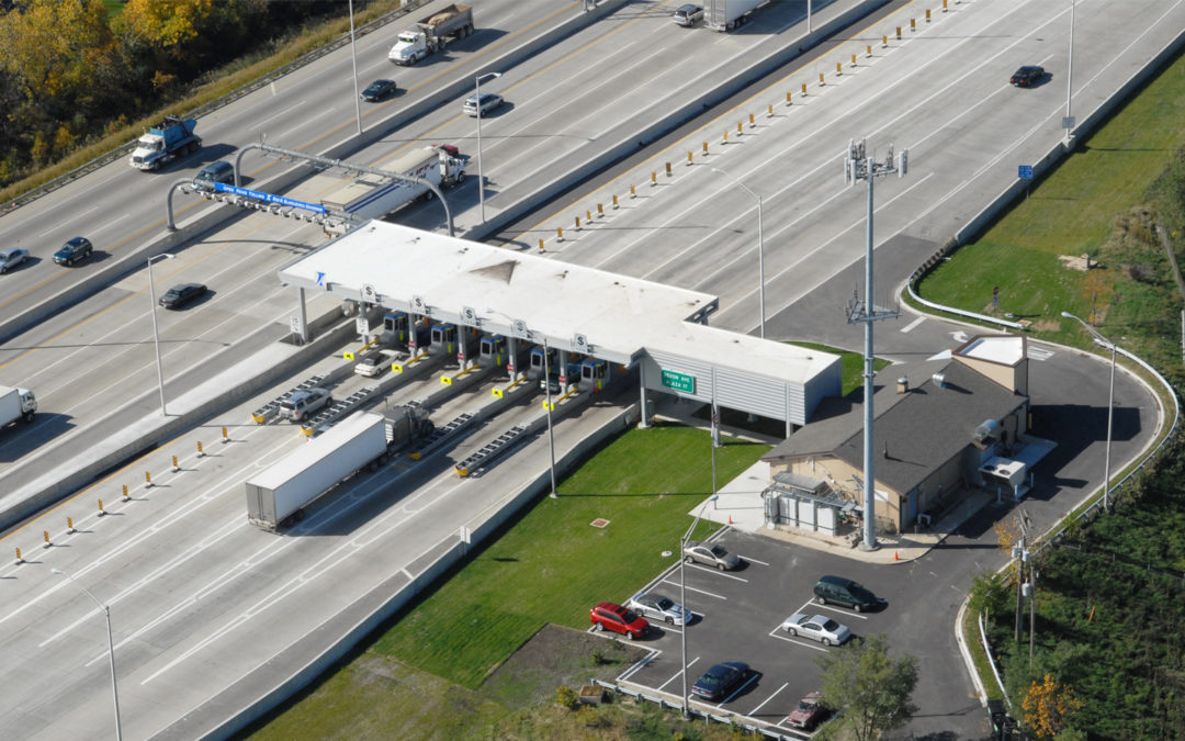 Illinois Tollway Converting Mainline Plazas to Open Road Tolling