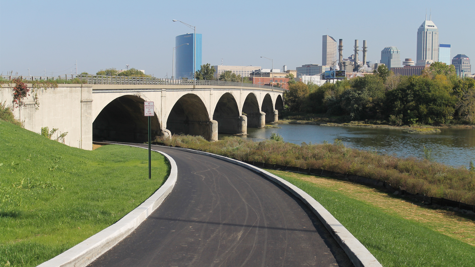 South White River Greenways