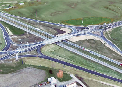 Indiana's First Diverging Diamond Interchange Results in Increased Safety and $4.3 Million in Savings