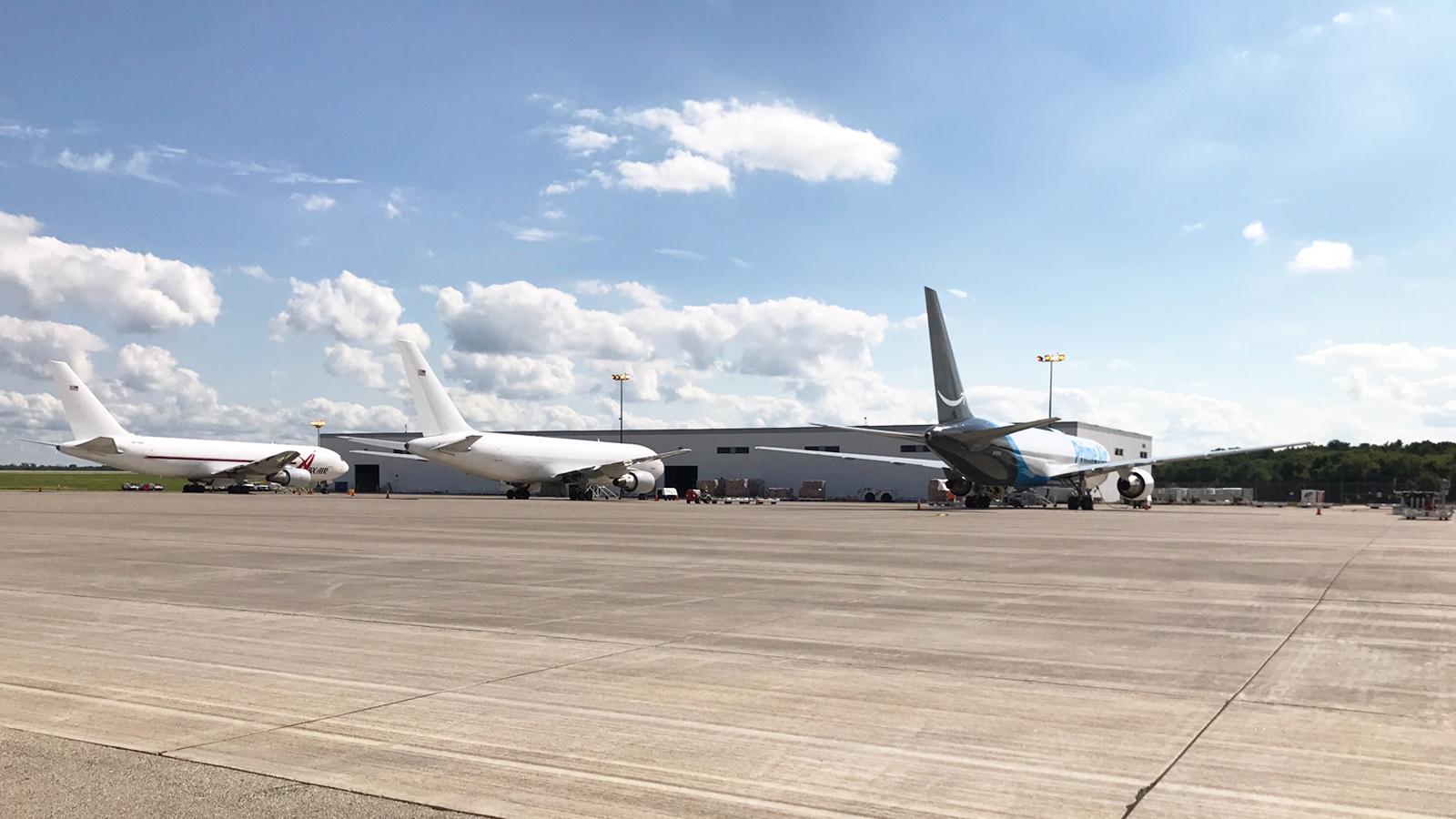 International Air Cargo Center