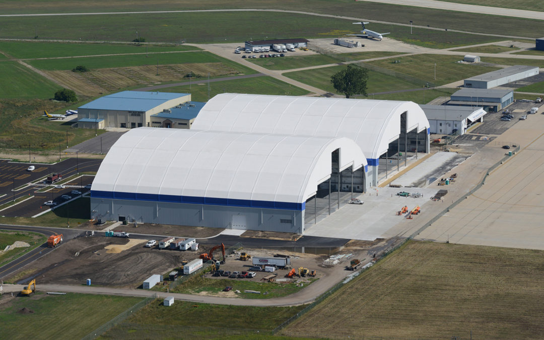 Chicago Rockford International Airport Aircraft Maintenance Repair and Overhaul Facility Wins ACEC-IL Honor Award