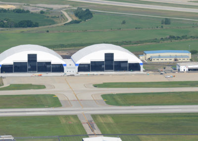 A New Large Aircraft Maintenance, Repair and Overhaul Facility (MRO)