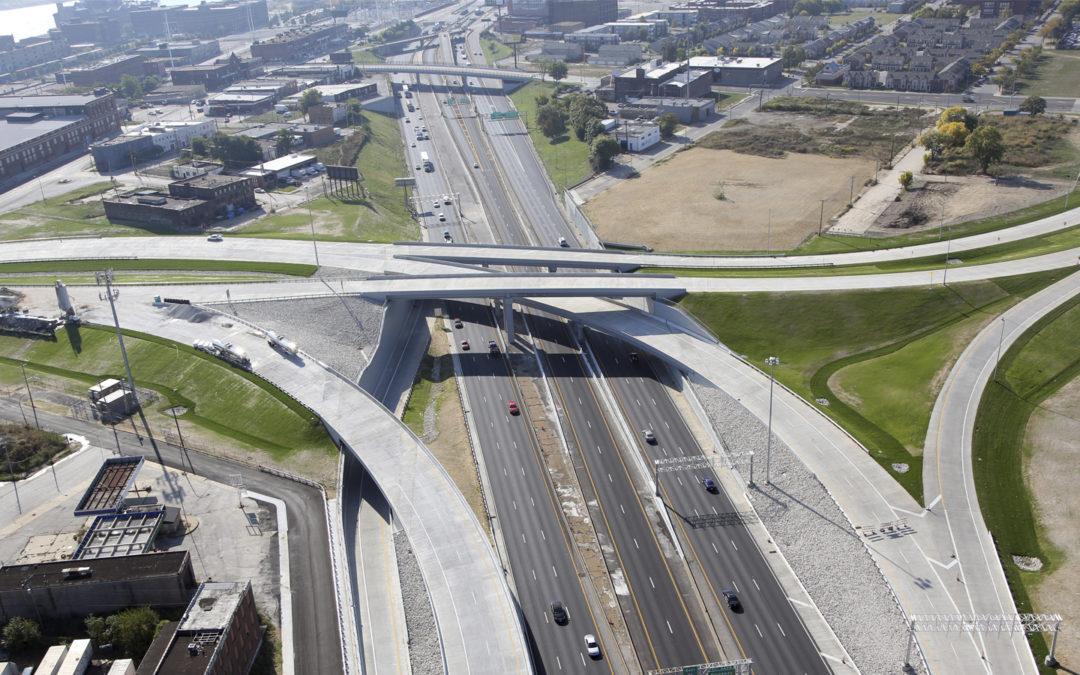 Mississippi River Bridge and I-70 Interchange and Corridor