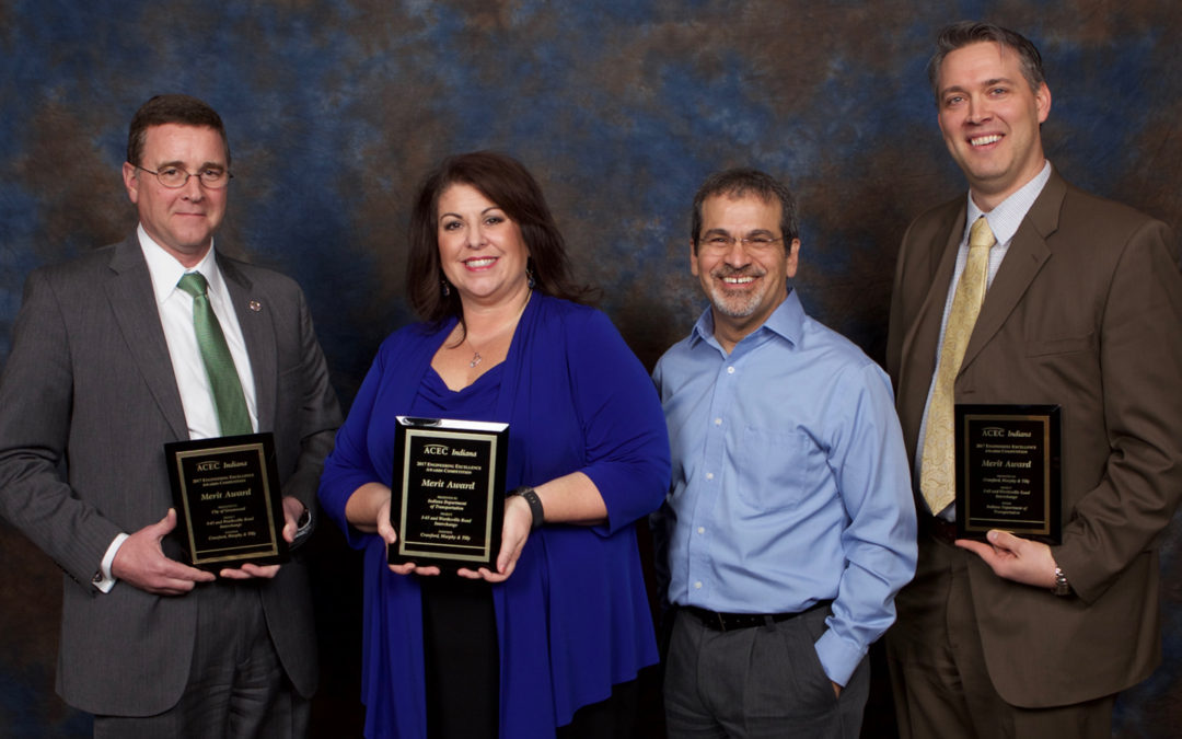 ACEC-Indiana Honors CMT for Engineering Excellence