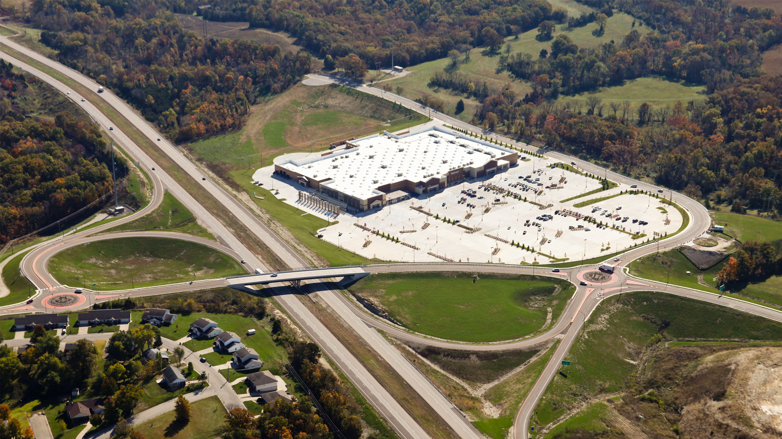 New Interchange at US 50/63 and East McCarty Street; Civil and Site for Commercial Development