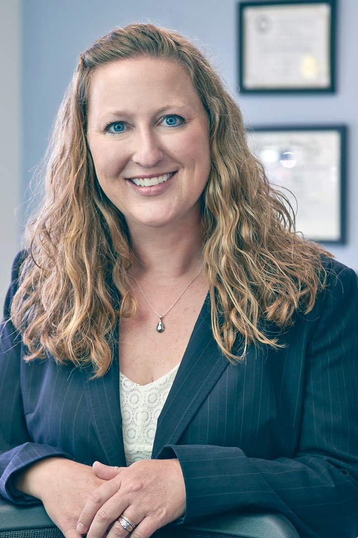 Cassie M. Reiter, PE, ENV SP