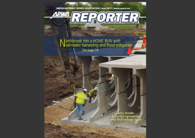 "APWA's ""Reporter"" magazine, ""Diversity: Changing a community"" features CMT's Diversity Initiative"