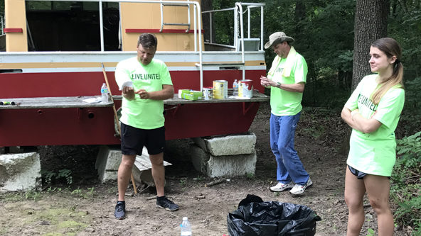 CMT's Springfield, MO Office Participated in United Way Day of Caring 2017