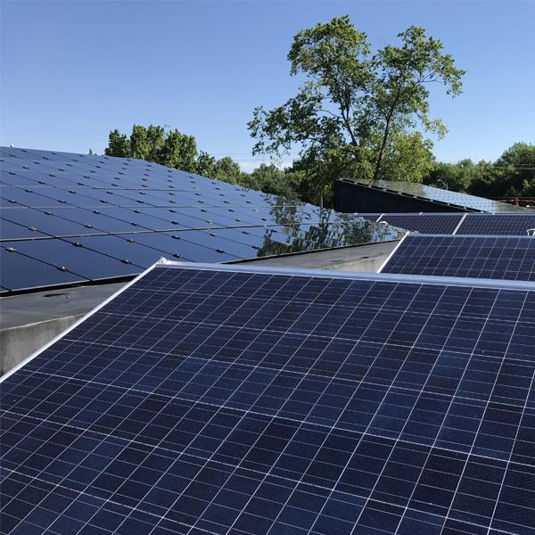 Solar Under Construction
