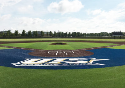 University of Illinois Springfield Baseball Turf