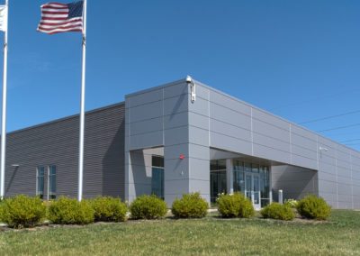 Ameren Decatur Gas Control Building Completed