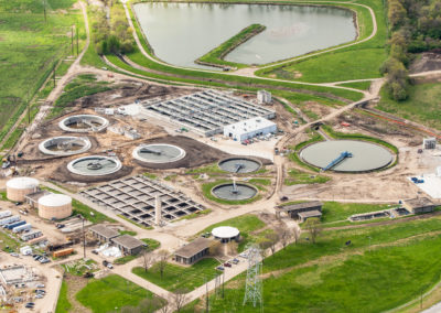 Sugar Creek Wastewater Plant Expansion 4