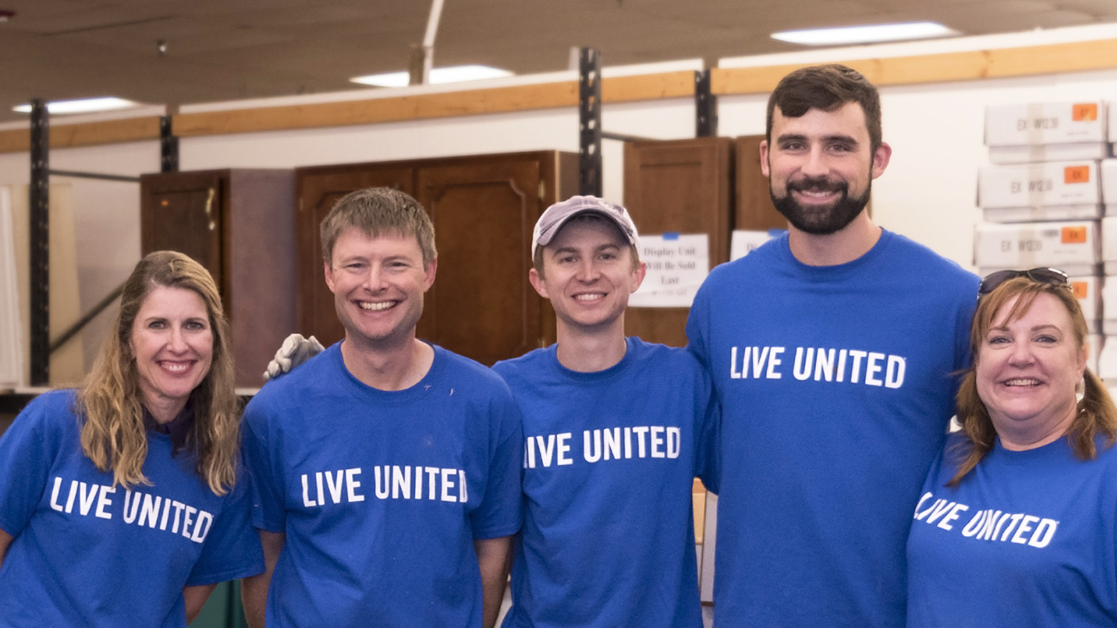 United Way Springfield IL Day of Action Fall 2017