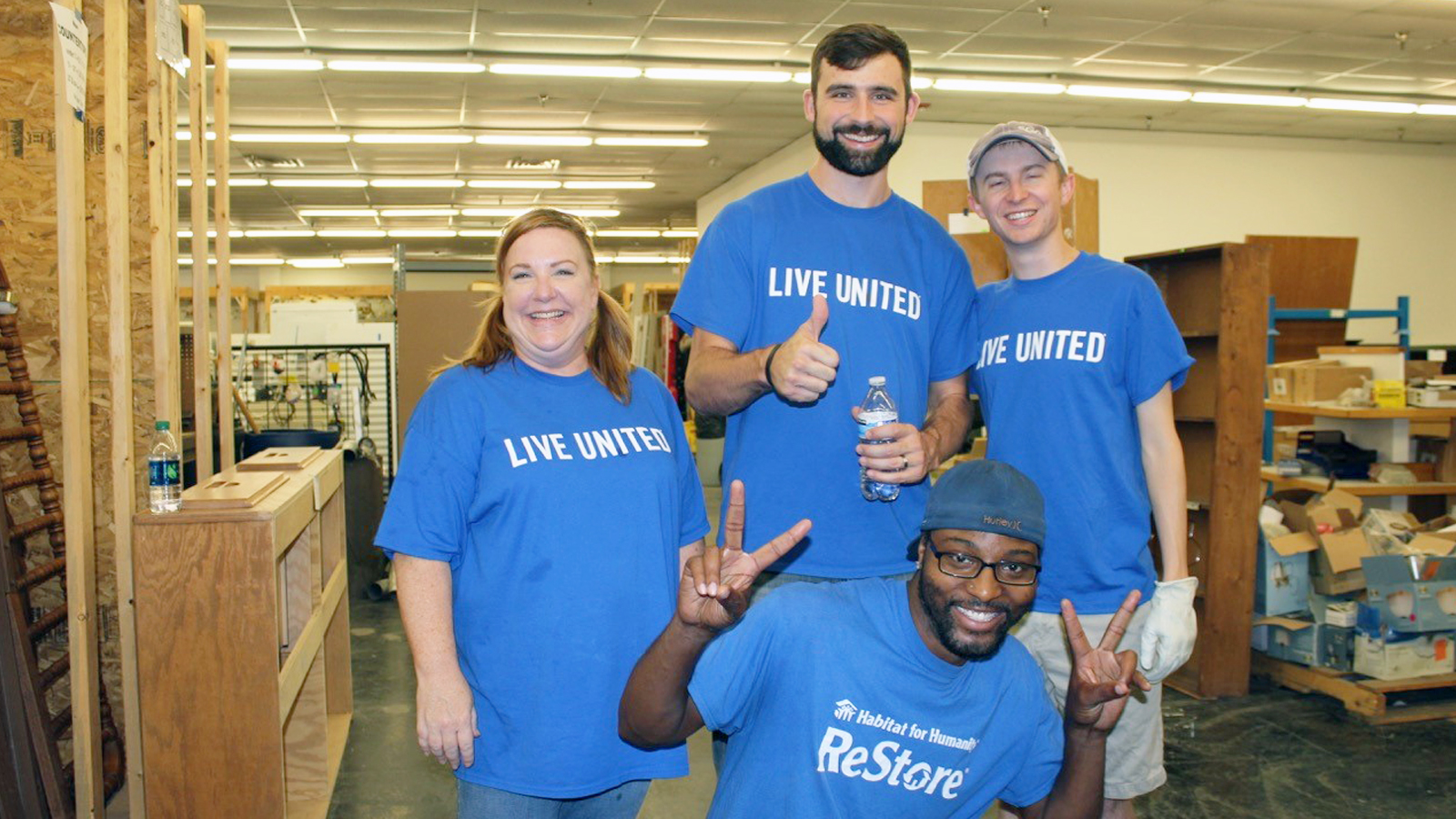 United Way Springfield IL Day of Action Fall 2017 1