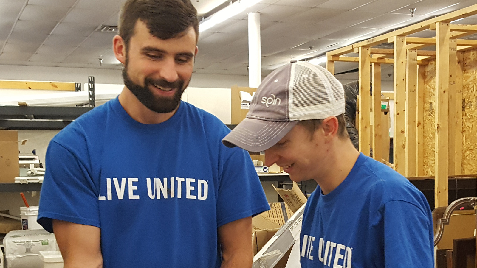United Way Springfield IL Day of Action Fall 2017 6