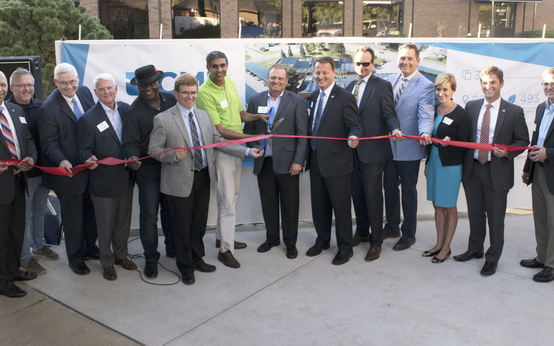 CMT's Solar Power Energy Project Ribbon Cutting and Open House