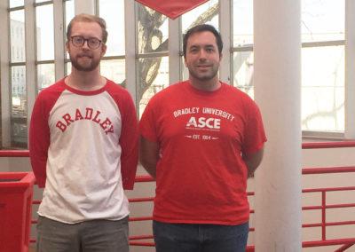 CMT Provides Two Scholarships to Bradley University Students